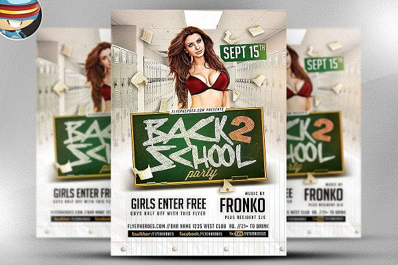 Back To School Party 9