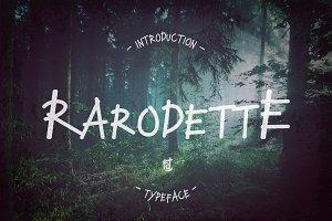 Rarodette
