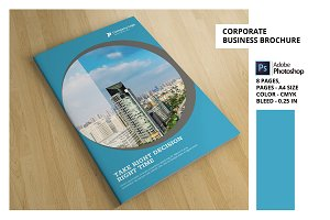 Business Brochure V795