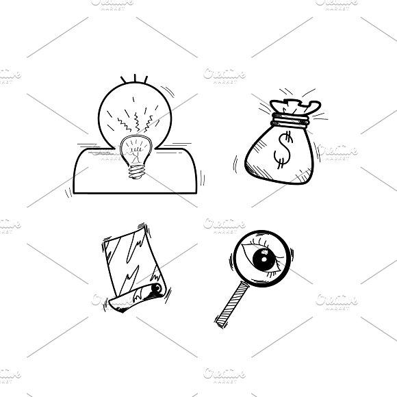 Illustration Of Startup Business