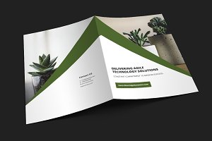 Multipurpose Bifold Brochure