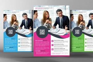 Best Corporate Business Flyer
