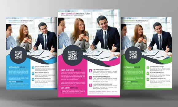 Best Corporate Business Flyer Templates Creative Market