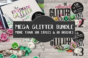 MEGA Glitter Bundle