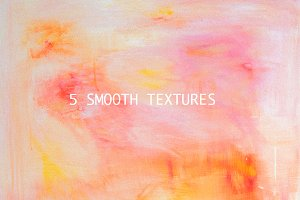 Smooth acrylic textures