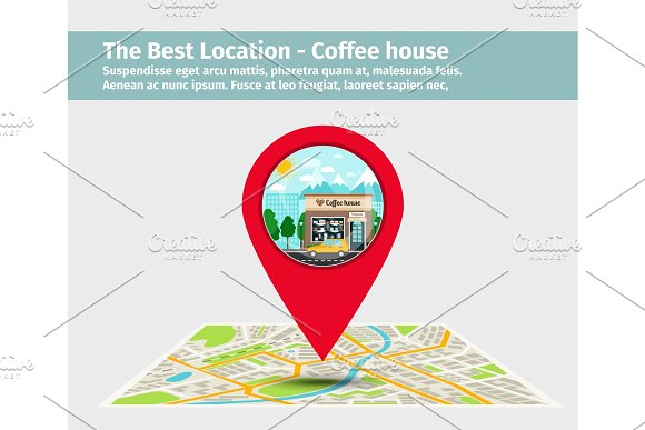 The Best Location Coffee House