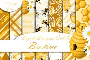 Bee digital paper