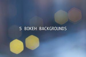 Bokeh photo pack