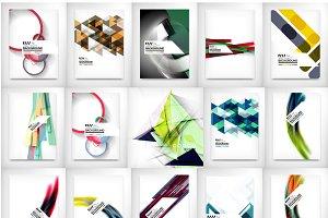25 brochure templates
