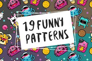19 Funny patterns