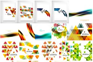 20 abstract backgrounds