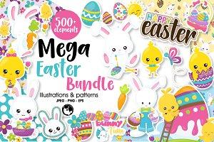 Easter Mega Bundle, over 500+