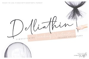 Delliathin Trending Signature