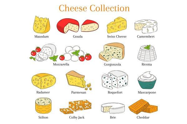 Cheese Set