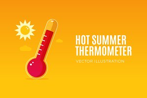 Hot Thermometer