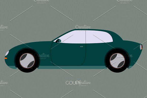 Coupe Small Car