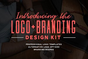 Logo and Branding Design Kit