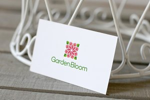 Garden Bloom Logo
