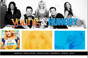 Young & Hungry Wordpress Theme