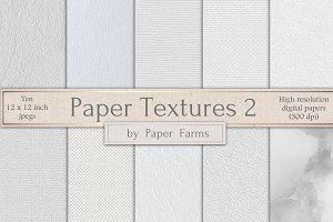 White paper textures 2