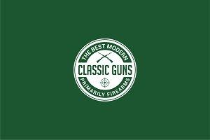 classic guns