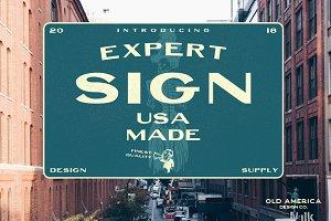 Expert Sign