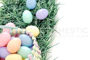 Stock Photography - Easter Basket