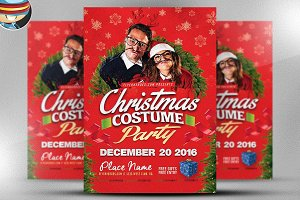 Christmas Costume Party