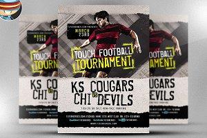 Touch Football Tournament