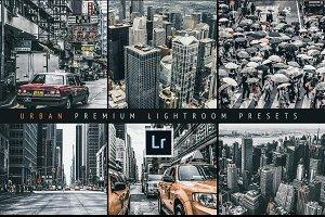 Urban City Premium Presets 01