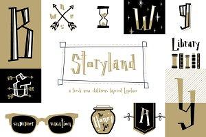 Storyland Typeface