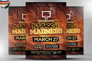 March Madness Basketball v3