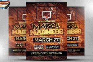 March Madness Basketball v3