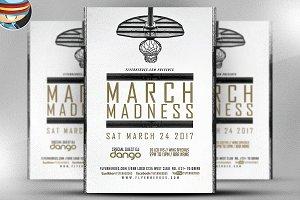 March Madness Basketball v2