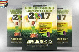 Cheerleading Competition 2017