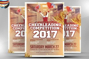 Cheerleading Competition 2017 v2