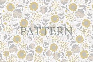Little Flowers pattern