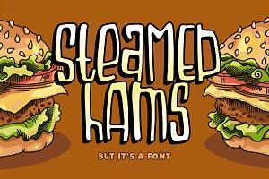 Steamed Hams Font