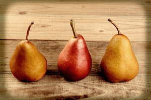 Instagram Three Pears