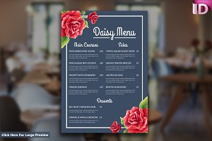 Elegant Menu Bundle (10 Templates)