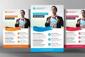 Light Business Flyer