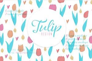 Tulip spring design