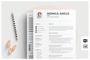 Resume/CV | Monica