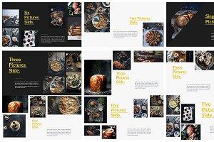 Food Google Slide