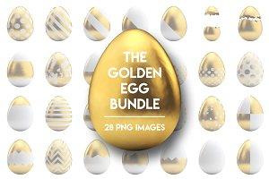 Golden egg bundle