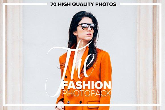 The Fashion Photopack