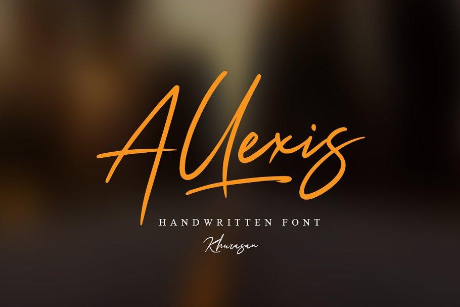 Ariel Signature Font ~ Script Fonts ~ Creative Market