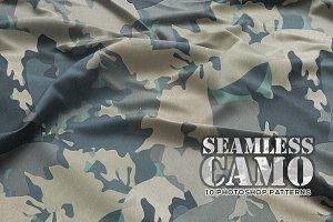 Seamless Camo