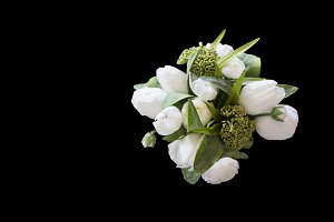 White Floral Bouquet