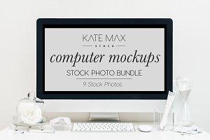 Simple Computer Stock Photo Bundle